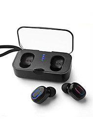 cheap -Z-YeuY T18 TWS True Wireless Earbuds Binaural Call Stereo Headset Bluetooth5.0 For Smart Phone