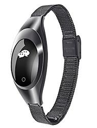 cheap -Z18 Smart bracelet Heart Rate Monitor Smart Watches for Women Men Waterproof Cholesterol Monitor Blood Pressure Measurement