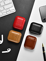 cheap -Case For AirPods Dustproof Headphone Case Hard