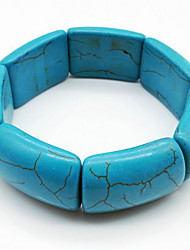 cheap -Women's Bracelet Retro Lucky Boho Stone Bracelet Jewelry Blue For Gift Daily Street Holiday Festival