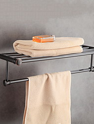 cheap -Towel Bar Creative / Multifunction Modern Aluminum 1pc Wall Mounted