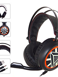 cheap -T5 Gaming Headset Wired Gaming Stereo with Microphone