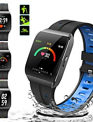 cheap -X1 Smart Watch BT Fitness Tracker Support Notify/ Heart Rate Monitor Sports Smartwatch Compatible Samsung/ Android/ Iphone