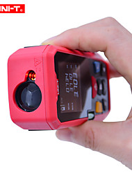 Недорогие -лазерный дальномер uni-t 60 м angefinder trena лазерный ленточный дальномер измерительное устройство / измерение площади / объема