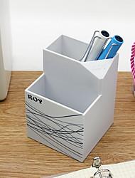 cheap -Plastics Generic Home Organization, 1pc Pen Holders & Cases