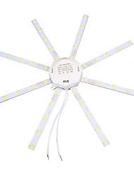 Недорогие -Loende 2pack светодиодные лампы для потолков 5730ms 40led 20 Вт 220-240В высокая яркая лампа гостиной светодиодный энергосберегающий купольный свет внутреннего освещения