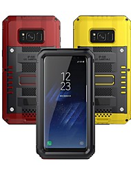 cheap -Case For Samsung Galaxy S8 Plus Waterproof / Shockproof Full Body Cases Armor Hard Metal