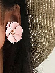 cheap -Women's Stud Earrings Earrings Earrings Jewelry Pink For Party Daily Street Holiday Festival 1 Pair