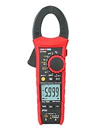 Недорогие -uni-t ut219ds true rms профессиональный клещи ip54 цифровой / амперметр с цифровым амперметром для измерения напряжения напряжения