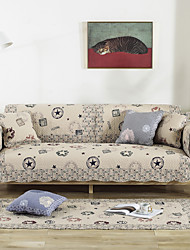 cheap -Sofa Cushion Contemporary Embroidery Cotton Slipcovers