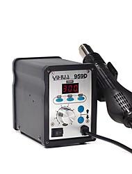 Недорогие -Внешний источник питания Пистолет горячего воздуха Настройка температуры Для офиса и преподавания