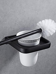 cheap -Toilet Brush Holder Creative Contemporary Aluminum 1pc - Bathroom Wall Mounted