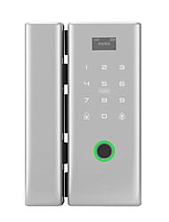 cheap -Factory OEM G200 Zinc Alloy Intelligent Lock Smart Home Security System RFID / Fingerprint unlocking / Password unlocking Home / Office / Factory Wooden Door / Glass Door / Stainless Steel Door