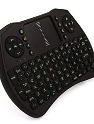 cheap -A8 03 Air Mouse / Keyboard / Remote Control Mini 2.4GHz Wireless Air Mouse / Keyboard / Remote Control For