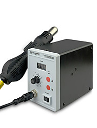 cheap -External power supply Hot air gun Thermostatic For Office and Teaching