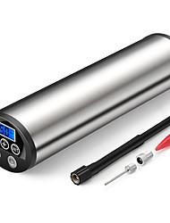 Недорогие -мини электрический насос с датчиком давления в шинах pj0730-1202
