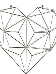 Недорогие -Современный современный Железо Окрашенные отделки Рамки для картин Настенные украшения, 1шт Рамки для картин