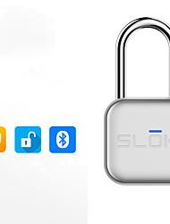 Недорогие -Slok-P01 Замок сплав цинка Водонепроницаемый / Разблокировка APP / Разблокировка Bluetooth для Чемоданы на колёсиках / чулан / Чемодан