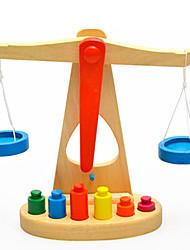 Недорогие -Устройства для снятия стресса Взаимодействие родителей и детей деревянный для Детские Все