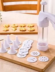 abordables -Plastique Acier inoxydable / fer Outils DIY Manuel(le) Multifonction Ustensile de Cuisine Outils de cuisine Nouveaux Ustensiles de Cuisine Cuire 1 set