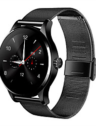 cheap -K88H Smart Watch BT Fitness Tracker Support Notify & Heart Rate Monitor Sports Smartwatch for Android/IOS System