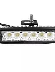 Недорогие -Автомобиль 18w 1800lm 6000k вел свет работы осмотра вел электрическую лампочку белого света