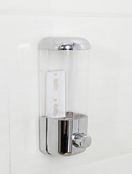 Недорогие -дозатор мыла креативный современный пластик 1шт настенный
