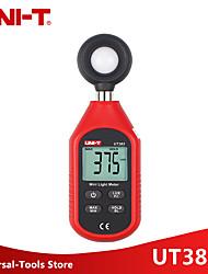 Недорогие -uni-t ut383 мини цифровой люксметр жк-дисплей экспонометр яркость тестер ручной люминометр фотометр 0-199999 люкс