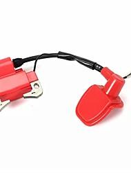 Недорогие -Преобразование мотоцикла зажигания катушки автомобиля 49cc для двухтактного двигателя