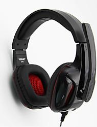 Недорогие -G90 Игровая гарнитура Проводное Игры Стерео С микрофоном