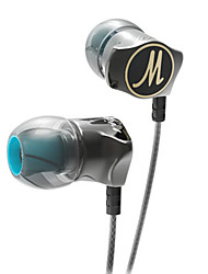 cheap -LITBest DM7 In Ear Wired Headphones Earphone Silica Gel Earbud Earphone Stereo Headset