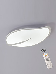cheap -LED Chandelier Ceiling Light Flush Mount for Kid's Room Lights Ambient Light Painted Finishes Metal LED Dimmable Dimmable With Remote Control