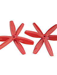 cheap -MJX B6 B6W B6F B6FD B8 B5W F20 B8 PRO Bugs 6 Bugs 8 4pcs Propellers RC Quadcopters RC Quadcopters ABS+PC Low Noise / Easy to Install / Durable