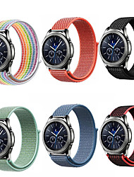 cheap -20 22mm watch band For Samsung galaxy watch 46mm 42mm Gear s3 Frontier Classic s2 sport nylon amazfit bip huawei watch gt strap