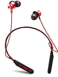 cheap -LITBest M8 Neckband Sport Fitness Headphone Wireless Earbud Bluetooth 4.2 Noise-Cancelling