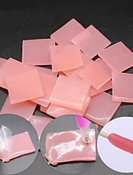 cheap -10 pcs/set Nail Art Adhesive Glue Nail Art Decoration Paste Glue  Manicure and Pedicure Supply Nail Art Tool