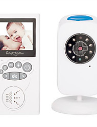 cheap -Factory OEM® 0.3 mp Baby Monitor CMOS 70 ° °C Night Vision Range  5 m 0 GHz