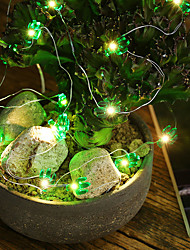 cheap -2M 20LEDs Green Cactus LED String Fairy Light for Festival Party Home Garden Decoration