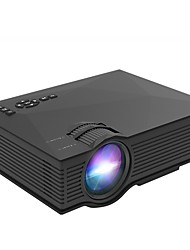 cheap -UC68 2000 Lumens Projector UC46 Upgrade Video Projector 800x480 WIFI Support Miracast LED Proyector Home Cinema
