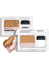 cheap -2 Colors Eyeshadow Nursing Simple Odor Free Women Best Quality Youth Normal Casual / Daily Safety Daily Makeup Cosmetic Gift