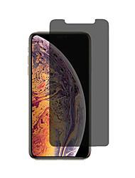 Недорогие -защитная пленка для экрана Apple iphone x / iphone xs / iphone xr закаленное стекло 1 передняя защитная пленка для ПК 9h твердость / 2.5d изогнутый край / конфиденциальность анти-шпион