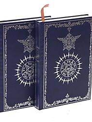 cheap -Creative Notebooks Paper / Leather / suede 200 pcs 2 pcs