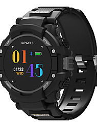 cheap -F7 Smart Watch Real-time Heart Rate Smartwatch Temperature Monitor GPS Call Alert Sports Outdoor Smart Watch
