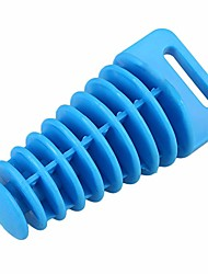 Недорогие -резиновая заглушка выхлопной трубы мотоцикла среднего размера для водонепроницаемой заглушки глушителя