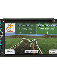 cheap -LITBest 6116 6.2 inch 2 DIN Android In-Dash Car DVD Player / Car GPS Navigator Touch Screen / GPS / Built-in Bluetooth for universal Bluetooth Support MOV / RM and so on
