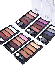cheap -4 Colors Eyeshadow Nursing Simple Odor Free Women Best Quality Youth Normal Casual / Daily Safety Daily Makeup Cosmetic Gift