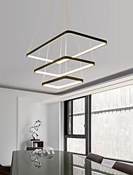 cheap -2-Light 2 pcs/ lot LED100W Linear Pendant Light Ambient Light for Dinning Room Living Room Adjustable Dimmable 110-120V / 220-240V Warm White / White / Wi-Fi Smart