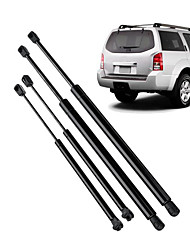 cheap -4Pcs Car Rear Window Tailgate Gas Strut Support Tail Lift Bar for Nissan Pathfinder R51 2005-2012