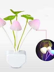 Недорогие -1шт Светодиодные фары Декоративное освещение / Детский ночной свет Розовый DC Powered обожаемый / Креатив / US 220-240 V