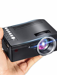 cheap -UC18 LED Projector Full HD 1080P Home Theater Beamer Cheap Proyector with HDMI AV SD VGA